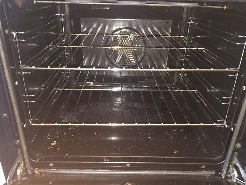 Gallery Image - Express Oven Cleaning